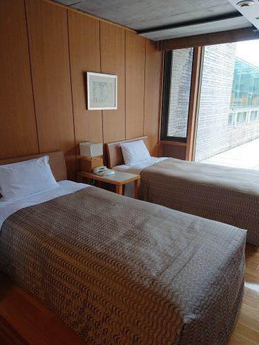 【TJK箱根の森】保養所に宿泊!和洋室の部屋と食事をご紹介。松茸も!