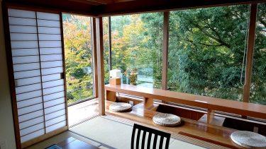 【TJK箱根の森】限定3部屋の「和室」に宿泊